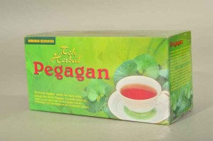 Teh Herbal Pegagan Tazakka