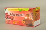Teh Herbal Jahe Merah (Al-Ghuroba')
