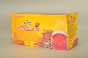 Teh Herbal Secang Plus