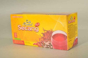 teh herbal secang plus tazakka