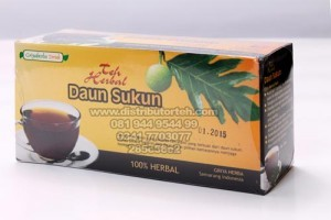 Teh Herbal Daun Sukun