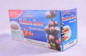 Teh Herbal Mahkota Dewa