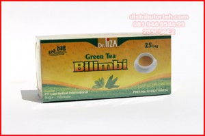 Green Tea Bilimbi