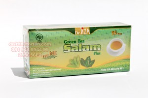 Green Tea Salam Plus