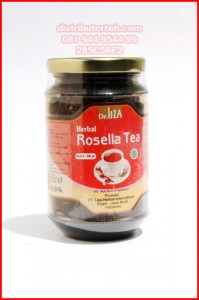 Teh Seduh Rosella