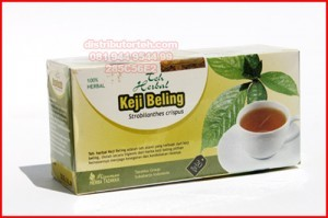 Teh Herbal Keji Beling