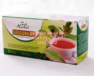 Teh Herbal Srigunggu