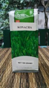 Konacha Japanese Green Tea 100 gr Teh Jepang Bubuk Asli