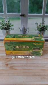 Teh Herbal Insulin Plus Sarang Walet